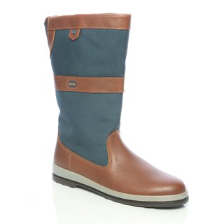 Dubarry Shamrock Stiefel Navy/Brown 45